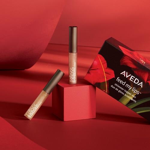 Feed my lips Aveda Holiday Pack